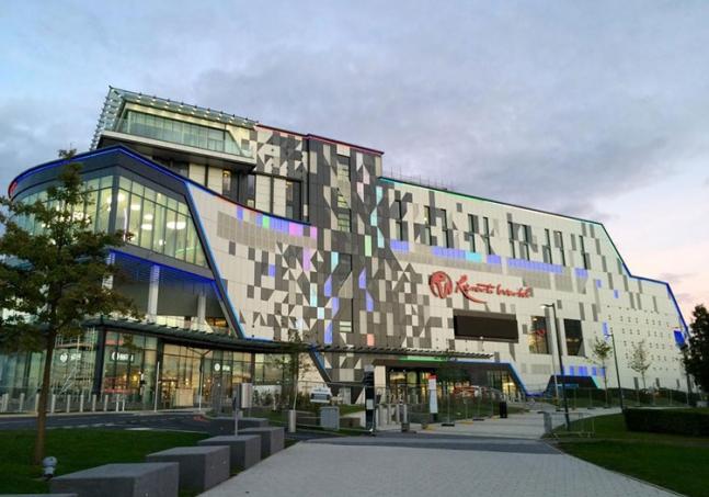 Resorts World Birmingham คาสิโนตอบโจทย์สมัยใหม่ของอังกฤษ ใจกลางเมืองเบอร์มิงแฮม